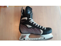 Mission (Bauer) Pure L3 Ice Hockey Skates - Size 9E 9.5UK - spec between Supreme 170 and Supreme 180