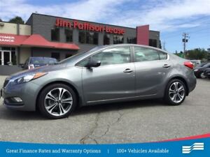 2016 Kia Forte 2.0L EX w/rear cam, heat seats, bluetooth