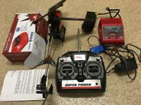 Pheonix remote control helicopter