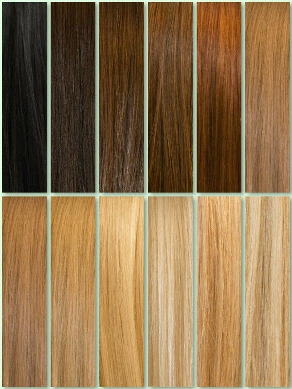 CLIP IN HAIR EXTENSIONS, REAL HAIR, 7 PIECE'S PER PACK, 20 INCH, ASSORTED COLOURS, JOB LOT