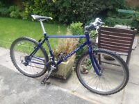 GENTS SARACEN MOUNTAIN BIKE 21 GEARS (REALLY NICE LOOKING BIKE) RIDES EXCELLENT