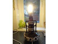 Vintage West German Fat Lava Lamp