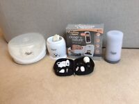 Tommee Tippee digital monitor & other accessories