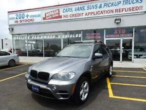 2011 BMW X5 X-DRIVE DIESEL PANORAMIC ROOF BACK UP SENSOR