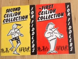 Ceilidh collection music books