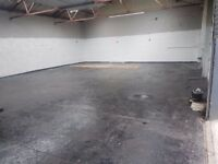 ## NEWLY BACK ON MARKET### 2000sq ft unit to Let - in Larkhall - Former MOT station - Cheap Unit