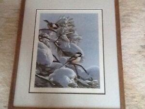 Ron Parker framed print