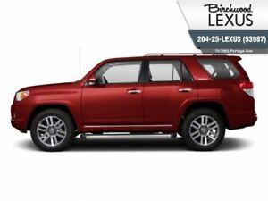 2011 Toyota 4Runner SR5 Upgrade w. Leather