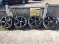 "Audi Sline wheels18"""