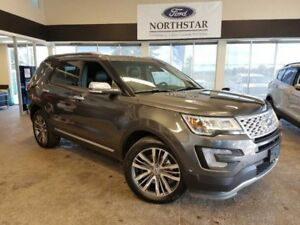 2017 Ford Explorer Platinum  - $338.77 B/W
