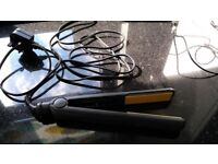 Original, genuine GHD Hair Straighteners in perfect working order with case and heat resistant mat