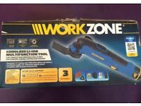 Multifunction Tool Work Zone