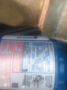 Goulds 1/2 hp water pump