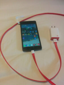 oneplus 2 two cable and charger for sale