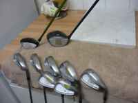Taylormade RAC Irons Super condition