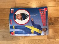 Thunderbirds fancy dress costume