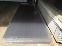 Polycarbonate Sheets 3.35m x 1.00m x 10mm (New £30 each)