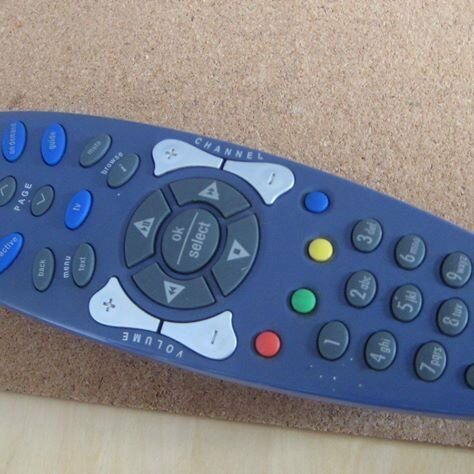 Virgin Media Remote Control (USED)