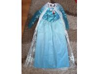 Brand new Elsa Frozen dress, 9-10 years