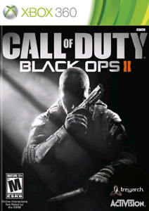 Black ops 2 XBOX 360 (Wanted)