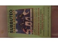Subbuteo Box Set