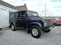 2012 (12) Land Rover Defender 110 County Station Wagon 2.2 TD ( 7 Seats )
