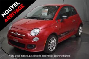 2013 Fiat 500 SPORT A\C MAGS CUIR
