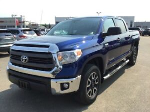 2014 Toyota Tundra TRD OFFROAD CREW 4X4 Sunroof,  Back-up Cam,