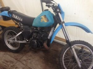 Looking for parts for 81 Yamaha it250
