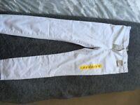 White size 14 primark jeans
