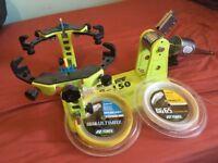 Stringing machine (Badminton) Pro's Pro b-150 (drop weight)