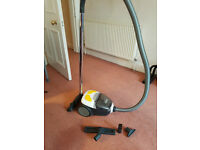 Zanussi ZAN1910UEL Bagless Cylinder Vacuum in excellent condition