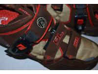 Bontrager RL Shoes - Mountain Cycle Bicycle Bike - UK Men's Size 10