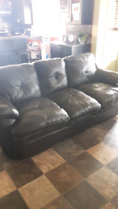 In good condition Couch and Loveseat