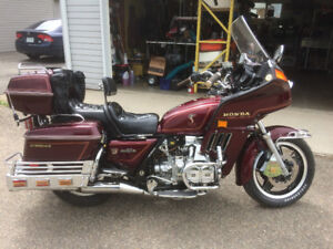 Honda Gold Wing Interstate GL1100