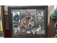 Limited edition ELVIS picture