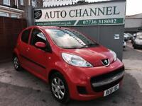 Peugeot 107 1.0 12v Urban 5dr£2750 p/x welcome 1 YEAR FREE WARRANTY. NEW MOT