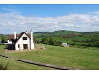 Wanted! Looking for a farm / rural cottage to rent in Central Belt