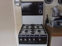 Cannon 160 Foldaway gas cooker
