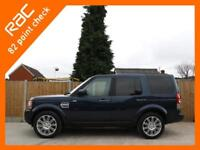2011 Land Rover Discovery 3.0 TDV6 HSE Turbo Diesel 4x4 4WD 6 Speed Auto 7 Seate