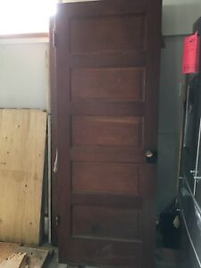 Antique doors from farm house