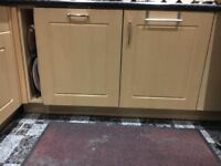 Complete kitchen units for sale