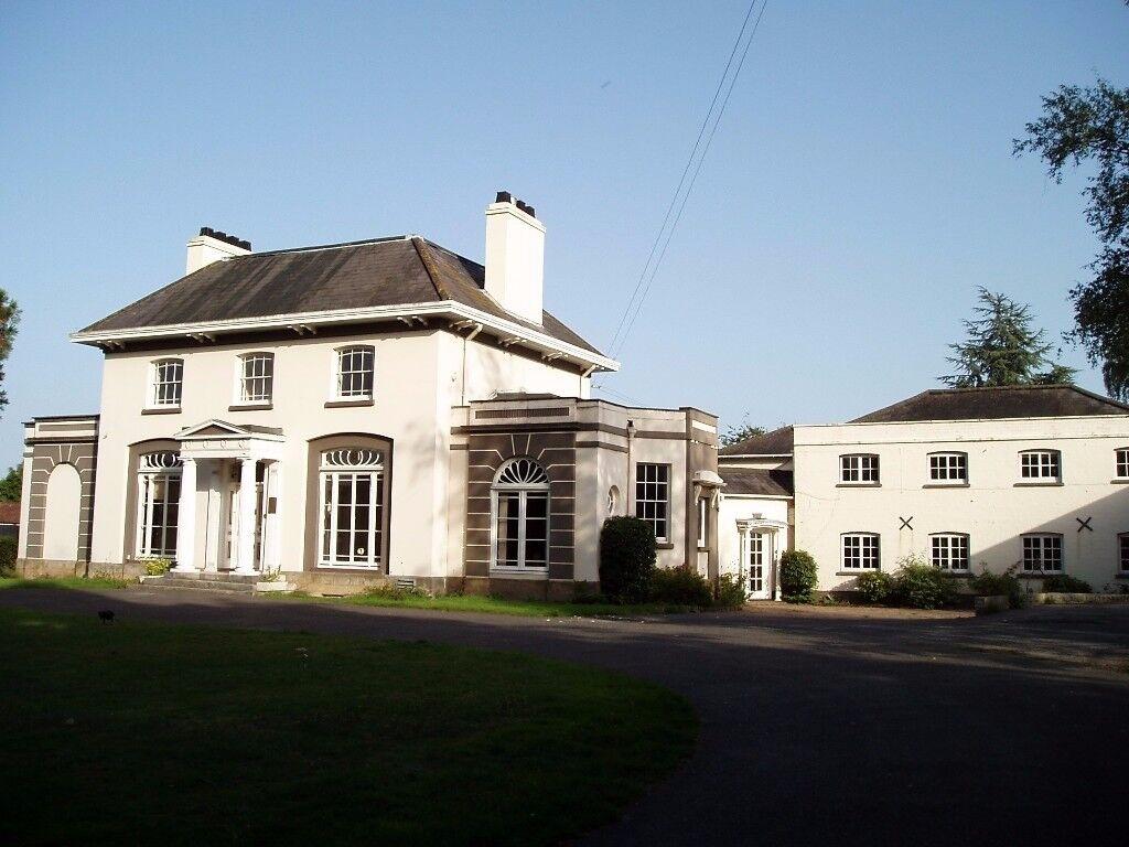 Prestige Office Space To Let in Haywards Heath
