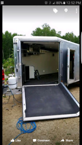 Mission trailer for sale