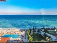 Condo de luxe: Directement sur la plage. Vue directe sur la mer