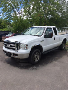 2006 Ford F-250 Pickup Truck, 5.4 Automatic