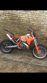 KTM 300 02 BREAKING FOR SPARES