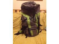 55l Gelert rucksack - perfect condition