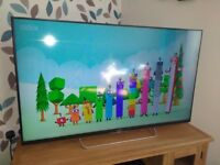 "Sony 50"" full HD smart TV"