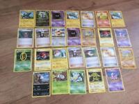 Pokémon cards for trade/swaps